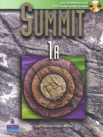 Picture of SUMMIT 1A SPLIT WITH WORKBOOK + SUPER CD-ROM