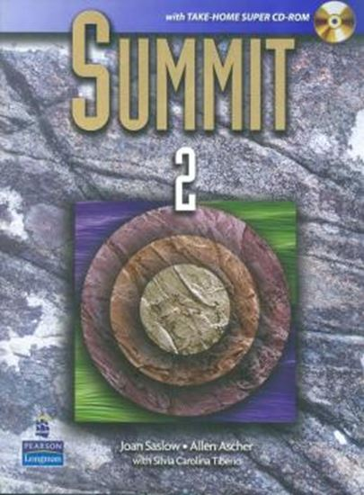 Picture of SUMMIT 2 STUDENT´S BOOK WITH SUPER CD-ROM