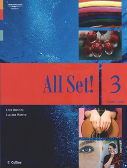 Picture of ALL SET!  STUDENT BOOK 3  WITH AUDIO-CD (2)