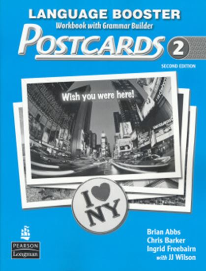 Picture of POSTCARDS LANGUAGE BOOSTER 2 WORKBOOK WITH GRAMMAR BUILDER  SECOND EDITION