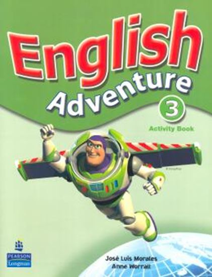 Picture of ENGLISH ADVENTURE PLUS 3 ACTIVITY