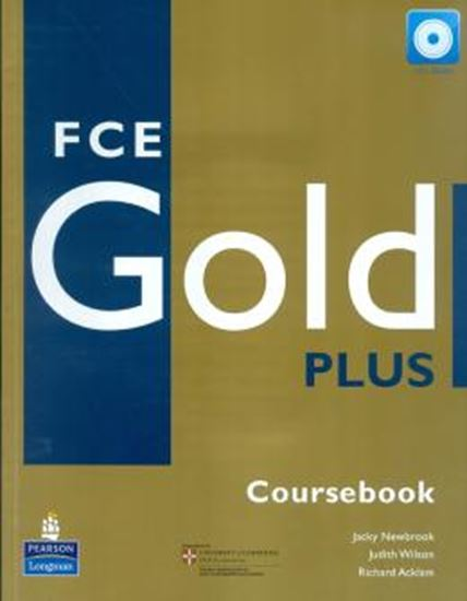 Picture of FCE GOLD PLUS COURSEBOOK WITH ITESTS CD-ROM