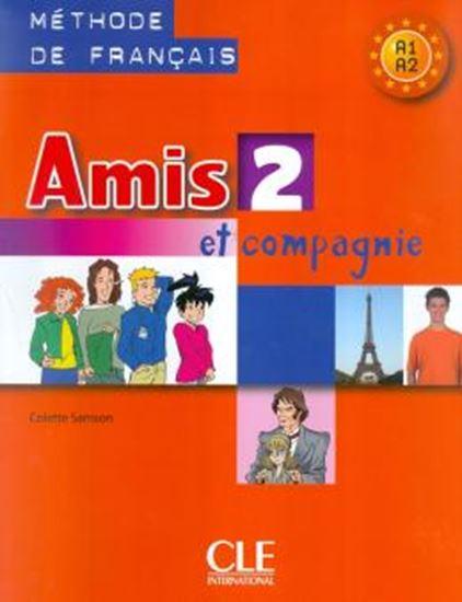 Picture of AMIS ET COMPAGNIE LIVRE DE L´ELEVE 2