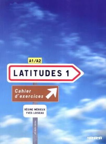 Picture of LATITUDES 1 - CAHIER D´EXERCICES + CD AUDIO