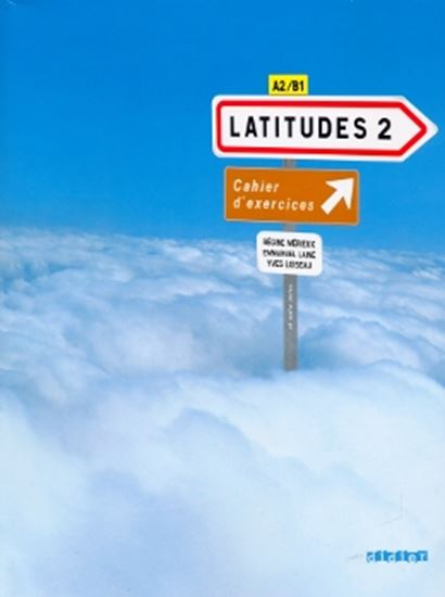 Picture of LATITUDES 2 - CAHIER D´EXERCICES + CD AUDIO