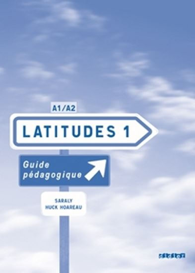 Picture of LATITUDES 1 - GUIDE PEDAGOGIQUE