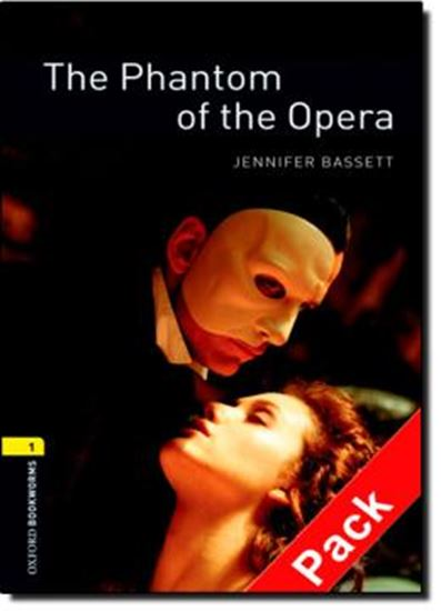 Picture of THE PHANTOM OF THE OPERA - OXFORD BOOKWORMS LIBRARY 1 - WITH CD