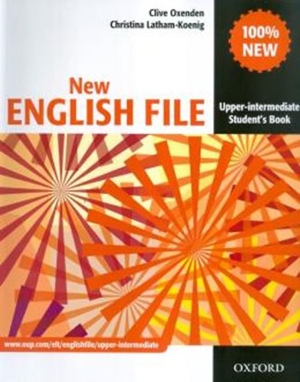 Picture of NEW ENGLISH FILE UPPER-INTERMEDIATE STUDENT´S BOOK