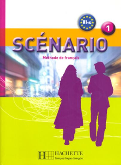 Picture of SCENARIO - LIVRE DE L´ELEVE + CD-AUDIO 1