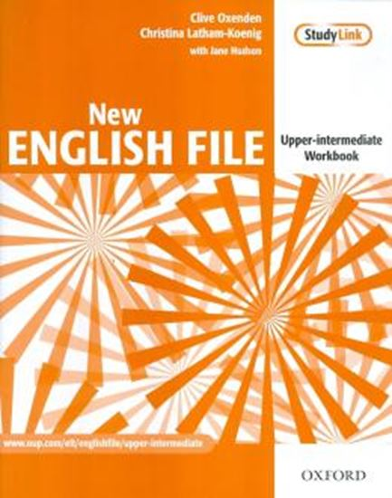 Picture of NEW ENGLISH FILE UPPER-INTERMEDIATE WB WITH KEY BOOK AND MULTIROM