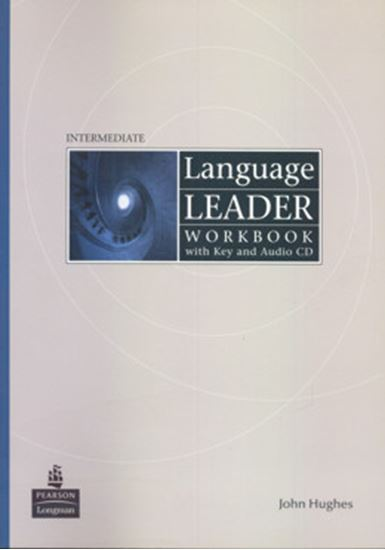 Picture of LANGUAGE LEADER INTERMEDIATE WORKBOOK WITH KEY AND AUDIO-CD