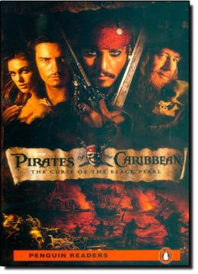 Picture of PIRATES OF THE CARIBBEAN - THE CURSE OF THE BLACK PEARL WITH CD
