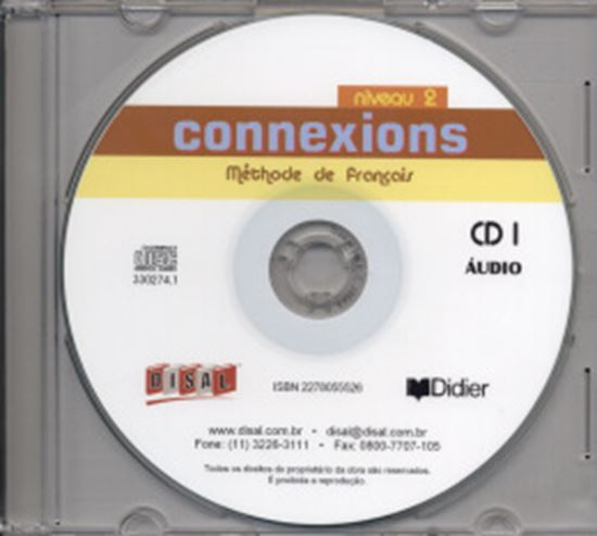 Picture of CONNEXIONS 2 -  CD CLASSE (2) NACIONAL