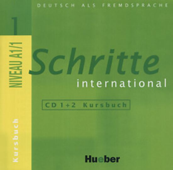 Picture of SCHRITTE INTERNATIONAL 1 AUDIO CD KB (2)