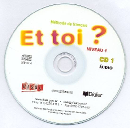 Picture of ET TOI? 1 - CD CLASSE (2) - NACIONAL