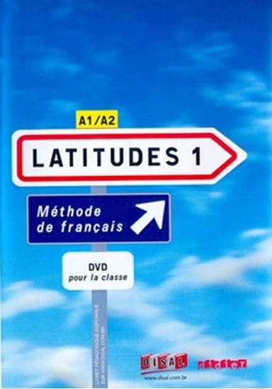 Picture of LATITUDES 1 - DVD (NACIONAL)