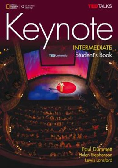Picture of KEYNOTE INTERMEDIATE SB WITH DVD ROM