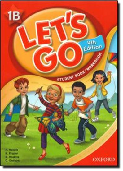 Picture of LETS GO 1 STUDENT BOOK/WORKBOOK B WITH MULTI-ROM PACK - FOURTH EDITION