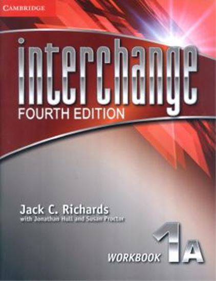 Picture of INTERCHANGE 1 WORKBOOK A - FOURTH EDITION
