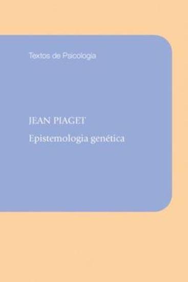 Picture of EPISTEMOLOGIA GENETICA - 4ª ED