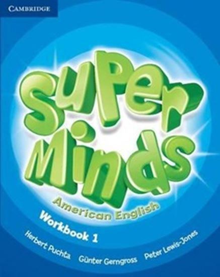 Picture of SUPER MINDS AMERICAN ENGLISH LEVEL 1 WORKBOOK