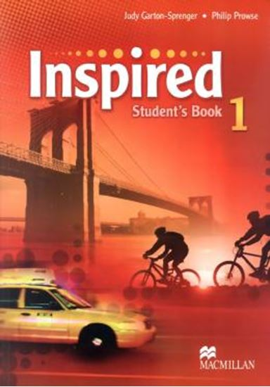 Picture of INSPIRED 1 STUDENT BOOK