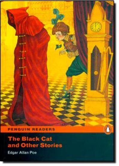 Picture of BLACK CAT AND OTHER STORIES, THE
