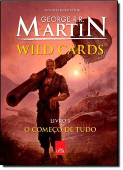 Picture of WILD CARDS - VOL. 1 - O COMECO DE TUDO
