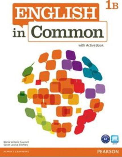 Picture of ENGLISH IN COMMON 1B SPLIT STUDENT BOOK AND WORKBOOK WITH ACTIVEBOOK