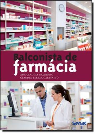 Picture of BALCONISTA DE FARMACIA