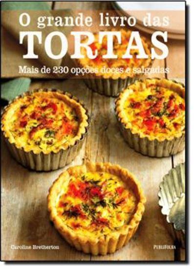 Picture of GRANDE LIVRO DAS TORTAS, O