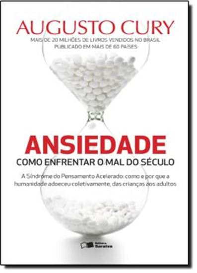 Picture of ANSIEDADE 1 - COMO ENFRENTAR O MAL DO SECULO - A SINDROME DO PENSAMENTO ACELERADO...