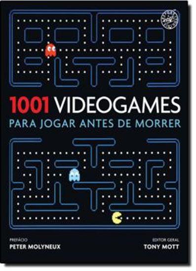 Picture of 1001 VIDEOGAMES PARA JOGAR ANTES DE MORRER