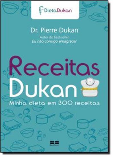 Picture of RECEITAS DUKAN - MINHA DIETA EM 300 RECEITAS