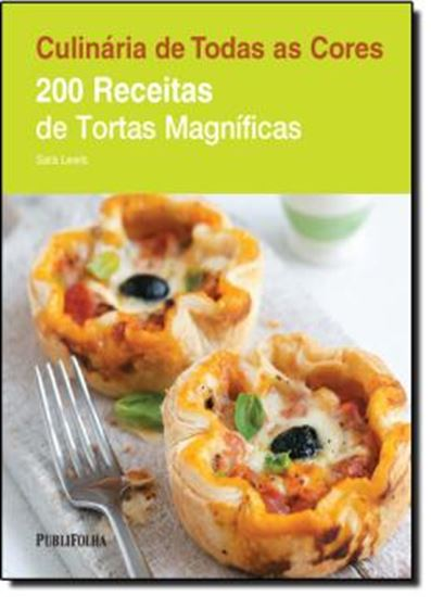 Picture of 200 RECEITAS DE TORTAS MAGNIFICAS