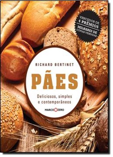 Picture of PAES - DELICIOSOS, SIMPLES E CONTEMPORANEOS