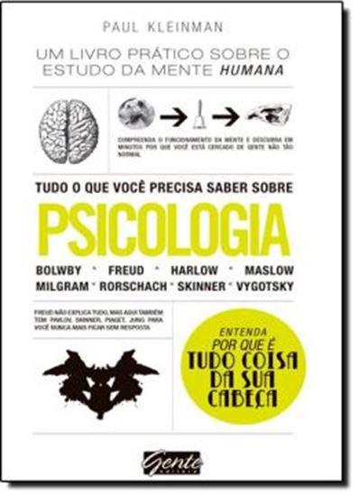 Picture of TUDO O QUE VOCE PRECISA SABER SOBRE PSICOLOGIA