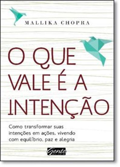Picture of QUE VALE E A INTENCAO, O