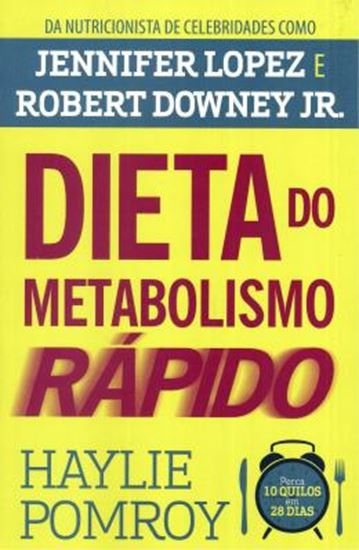 Picture of DIETA DO METABOLISMO RAPIDO