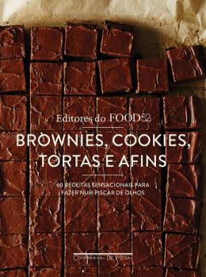 Picture of BROWNIES, COOKIES, TORTAS E AFINS