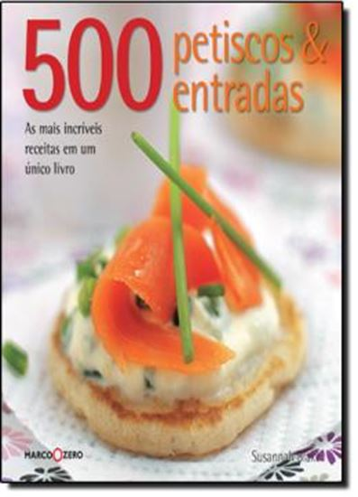 Picture of 500   PETISCOS E ENTRADAS