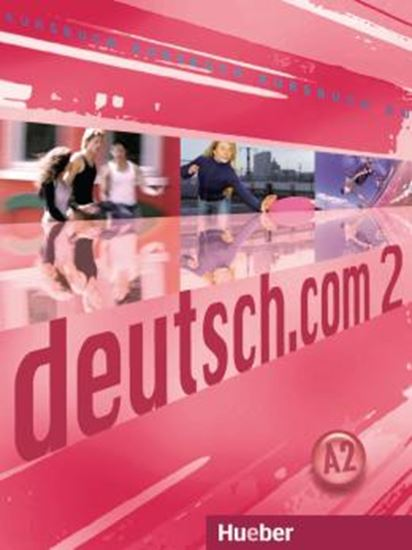 Picture of DEUTSCH.COM 2 KURSBUCH