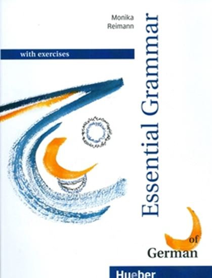 Picture of ESSENTIAL GRAMMAR OF GERMAN