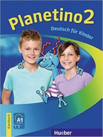 Picture of PLANETINO 2  DEUTSCH FUR KINDER - KB (TEXTO)