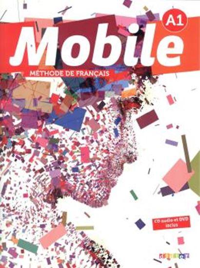 Picture of MOBILE 1 (A1) - LIVRE DE L´ELEVE + DVD-ROM - NOVO