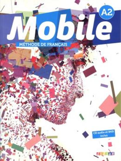 Picture of MOBILE 2 (A2) - LIVRE DE L´ELEVE + DVD-ROM + CD AUDIO