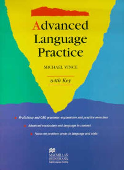 Picture of ADVANCED LANGUAGE PRACTICE - WITH KEY