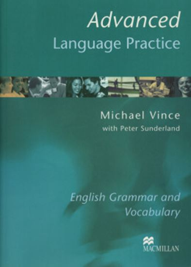 Picture of ADVANCED LANGUAGE PRATICE ENGLISH GRAMMAR AND VOCABULARY