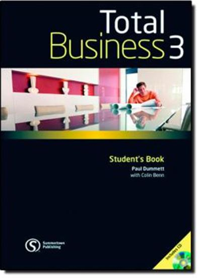 Picture of TOTAL BUSINESS 3 - UPPER INTERMEDIATE - STUDENT BOOK