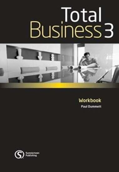 Picture of TOTAL BUSINESS 3 - UPPER-INTERMEDIATE - WORKBOOK